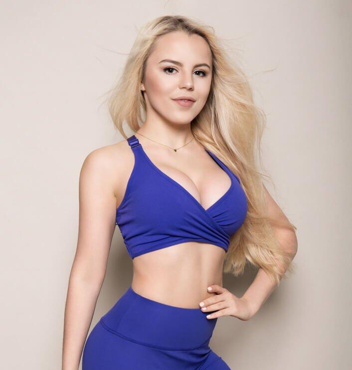 Jade Joselyn | Fitness Pro